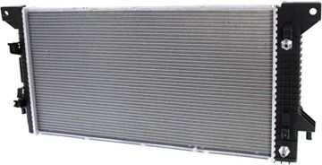 Ford Radiator Replacement-Factory Finish   Replacement P13225