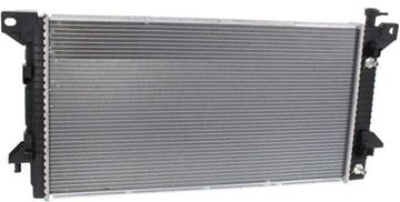 Ford Radiator Replacement-Factory Finish   Replacement P13227