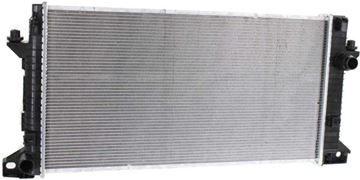 Ford Radiator Replacement-Factory Finish   Replacement P13229
