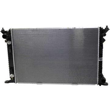 Audi Radiator, Q5 09-12 Radiator 3.0L/3.2L Eng., Diesel/Gas | Replacement P13278