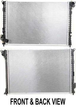 Picture of Replacement Radiator Replacement | Replacement P2747