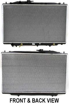 Acura Radiator Replacement-Factory Finish | Replacement P2838