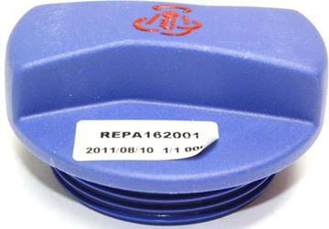 Picture of Replacement Radiator Cap Replacement-Blue, Plastic | Replacement REPA162001