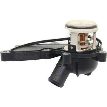 Audi Thermostat-Black | Replacement REPA318007