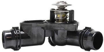 BMW Thermostat-Black, Stainless Steel | Replacement REPB318008