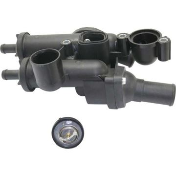 Picture of Replacement Thermostat Housing-Black, Plastic | Replacement RJ31960001