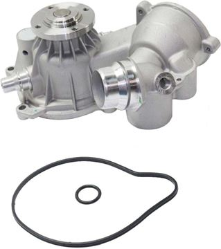 Picture of Replacement Water Pump, 6-Series 06-10 / X5 07-10 Water Pump, 8 Cyl, 4.8L Eng. | Replacement RB31350001