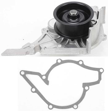 Picture of Replacement Water Pump, Audi 90 94-95 / Passat 98-05 Water Pump, Mechanical, New | Replacement REPA313502