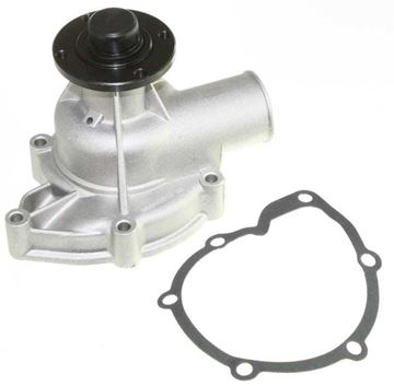 BMW Water Pump, 3.0Si 75-76 / 7-Series 78-92 Water Pump, Assembly | Replacement REPB313509