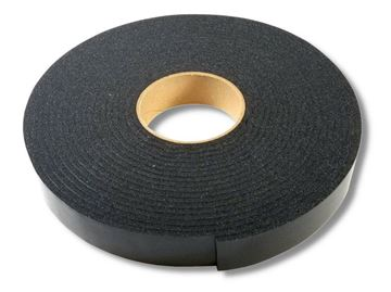 "Picture of 1.5"" Mylar Foam Tape Seal for Truck Cap, Topper, 30' Roll 