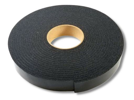 "Picture of 2"" Mylar Foam Tape Seal for Truck Cap, Topper, 30' Roll 
