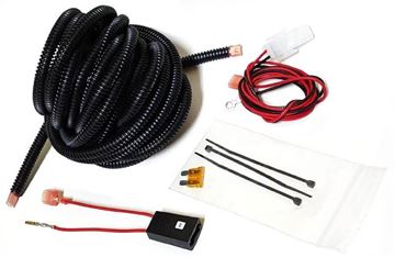Picture of 2 Prong Third Brake Light Wiring Harness - B Kit, Truck Cap Topper | ATC C90-802