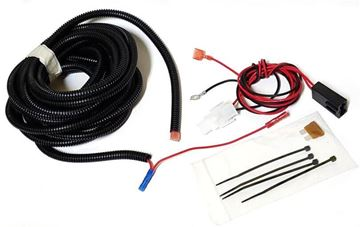 Picture of 2 Prong Third Brake Light Wiring Harness - C Kit, Truck Cap Topper | ATC C90-803
