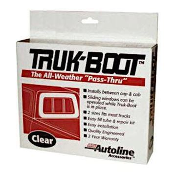 """Picture of Inflatable Truk-Boot, Large, 24"""" by 16"""" by 3"""" 