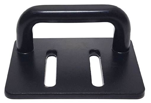 Rotary Latch Bracket for Covermaster & Leer Truck Caps, Toppers  | T-RL77544