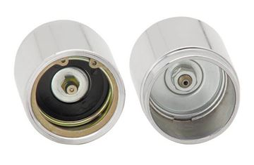 "Picture of Fulton Trailer Wheel Bearing Protectors with Cover, Pair, 1-3/4"", BPC1780604"