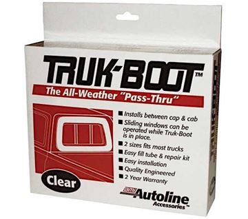 "Picture of Inflatable Truk-Boot, Large, 24"" by 16"" by 3"" 