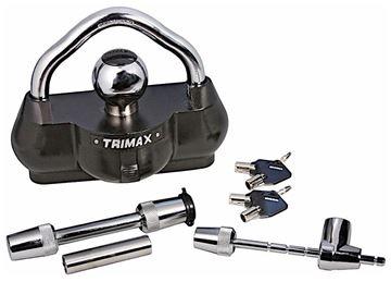 Trailer Keyed Alike Combo Pack - UMAX100, TC123, TS32, Trimax TCP100