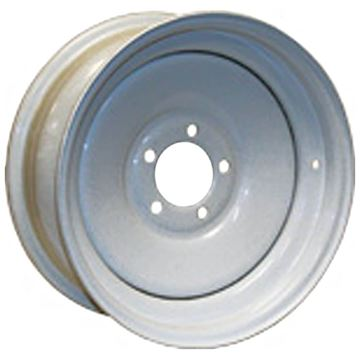 "10"" Wheel 5 Hole Galvanized"