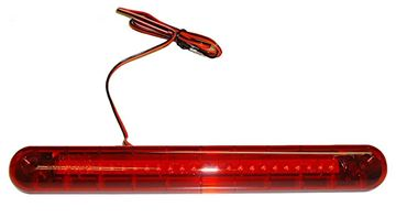 "Surface Mount 10"" 3rd Brake Light,  28 LEDs, ATC AT-LED-28SMT"