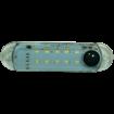 Surface Mount LED Dome Light with Bezel, ATC AT-LED-12V Set