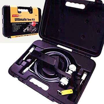 Deadbolt Ultimate Keyed Alike Anti-Theft Tow Kit, CT Johnson UTK-32