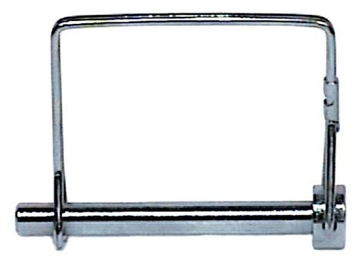 Buyers 66070 Wire Lock Pin 1//4 X 3-3//4 Square