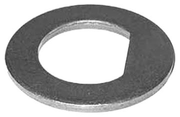 "Trailer Axle Spindle Washer, ""D"" Shape, Martin Wheel SW3"
