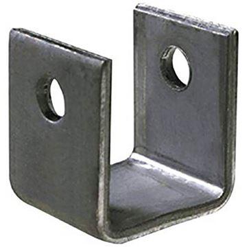 Front Weld-On Hanger Bracket, 1000 - 3500 lbs., Dexter 86274
