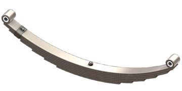 "Axle Double Eye Spring, 1500 lbs, 7 Leaf, 30"" Length, UCF UNA-032"