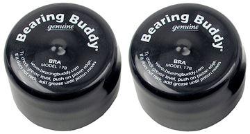 "Bearing Buddy Bra Pair for 1-3/4"" Hubs, part 17B, 70017"